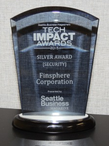 Seattle Business Magazine Tech Impact Award